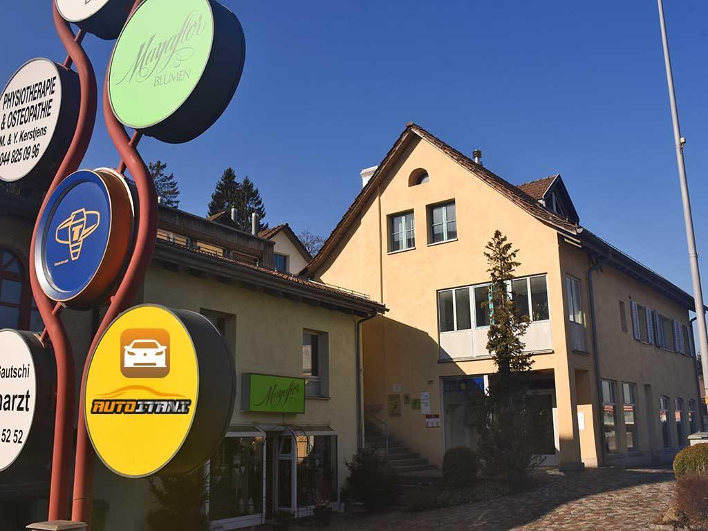 Autoankauf Itani Hauptsitz