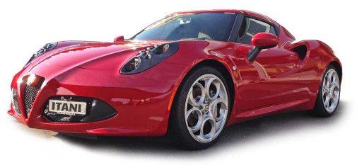 Alfa Romeo 4C Autoankauf Itani