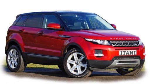 Range Rover Evoque Auto Itani