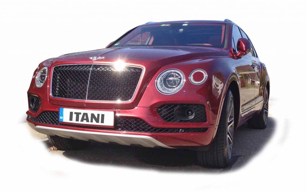 Bentley Bentayga Autoankauf Itani