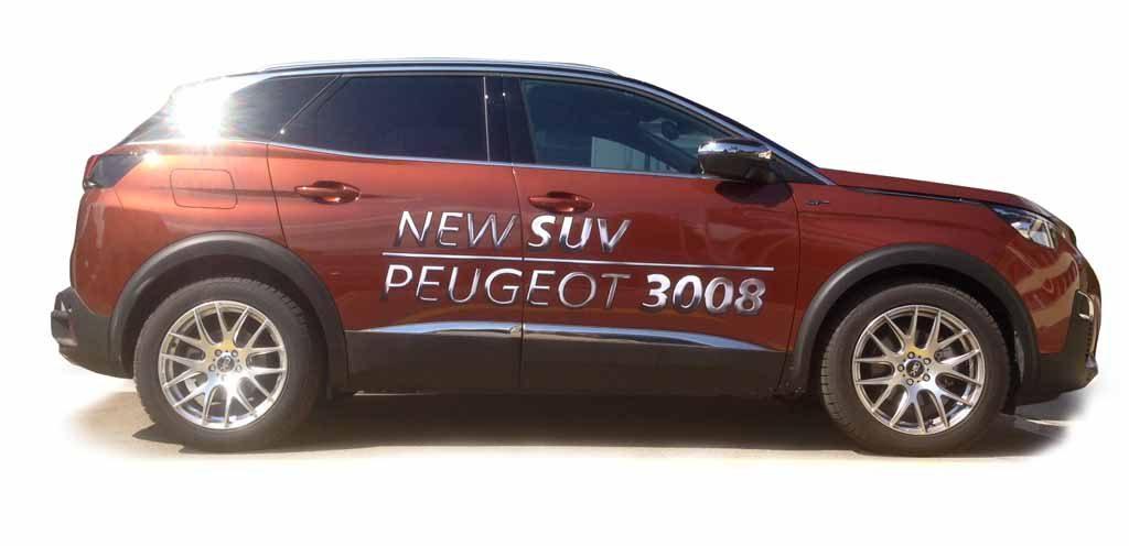 Peugoet SUV 3008 Auto Itani