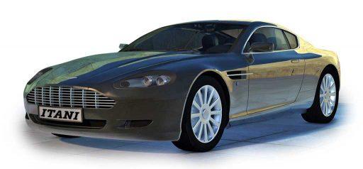 Aston Martin Autoankauf Nidwalden