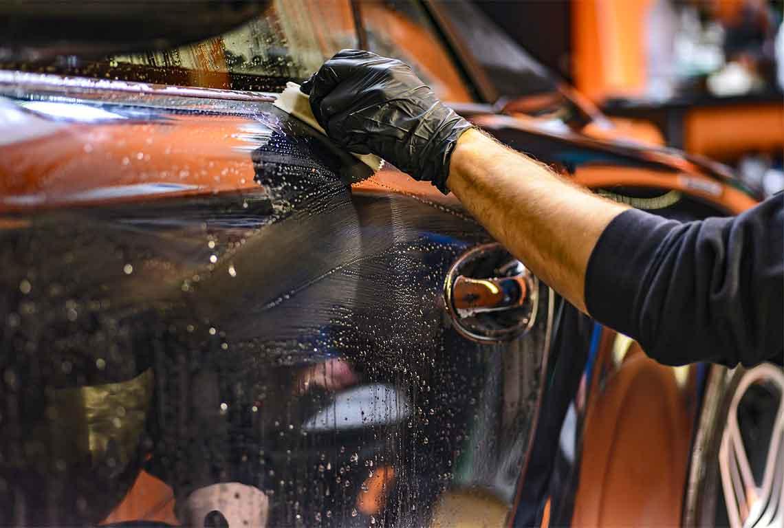 Auto pflegen Itani Autohandel