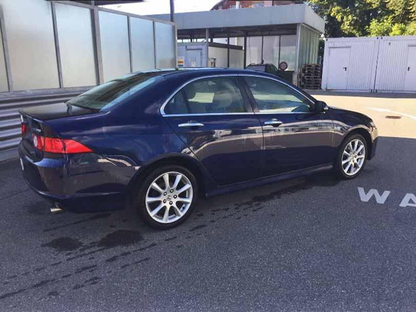 HONDA Accord Autoverkauf