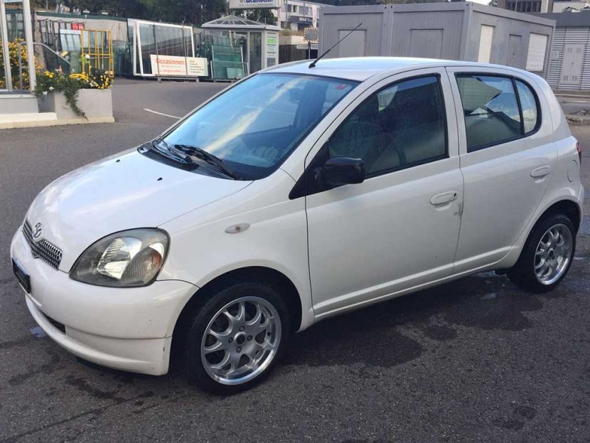 Toyota Yaris Autoankauf Itani