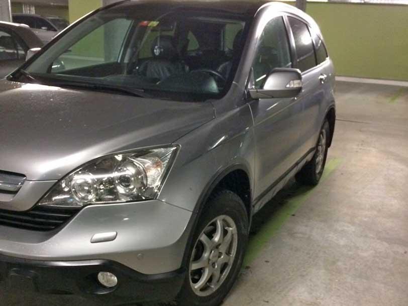 Honda CRV 2008
