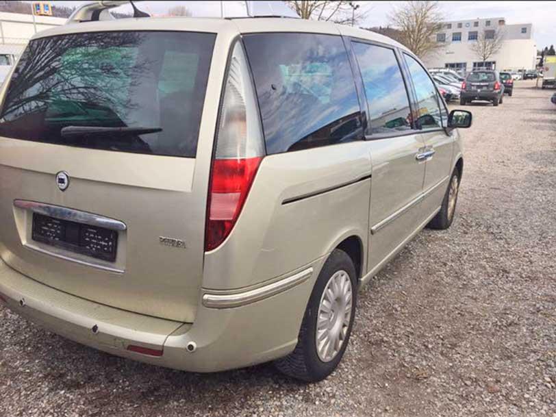 LANCIA Phedra Minivan