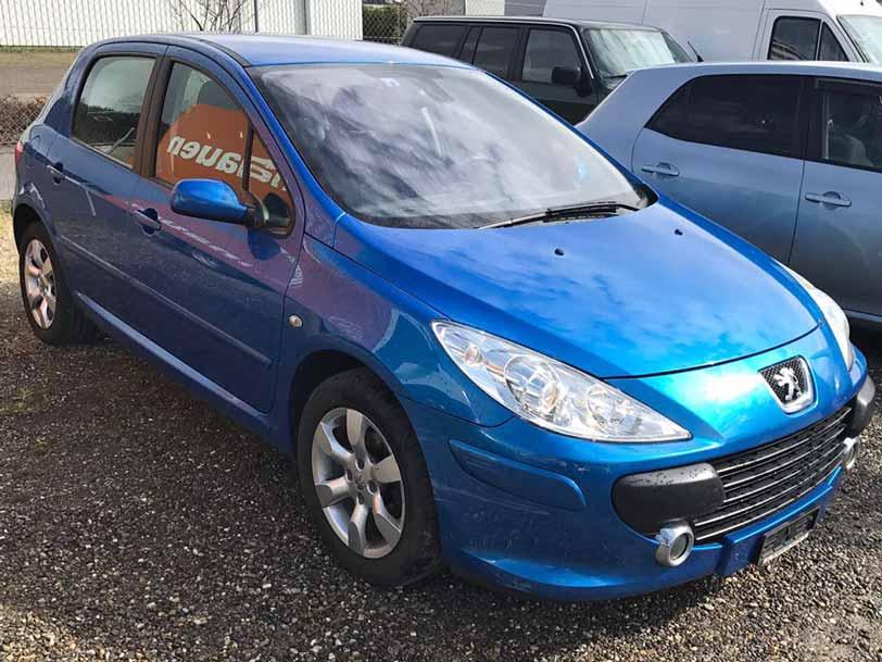 Peugeot 306 1,6L 2005 156000km