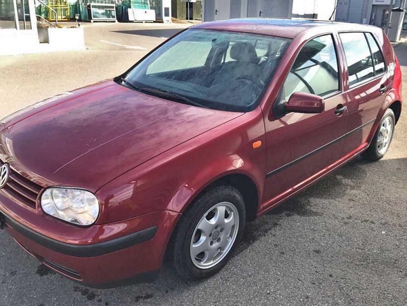 Volkswagen GOLF 2001 Autoankauf Itani