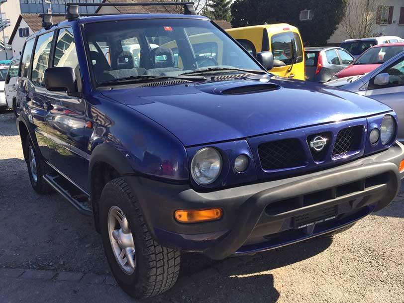 Nissan Terrano 1996 Autoankauf