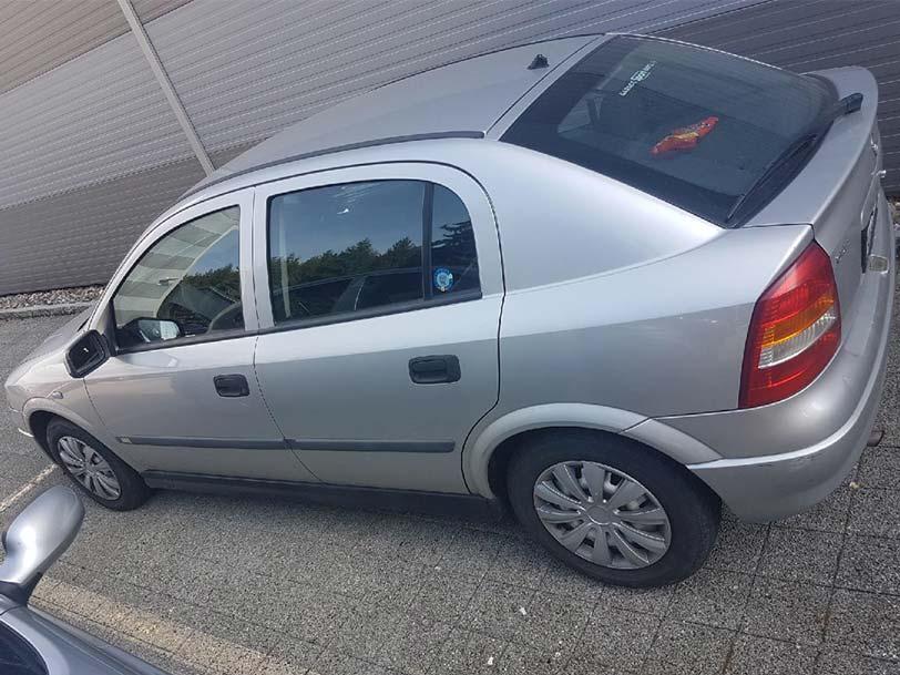 Opel Astra Autoverkauf