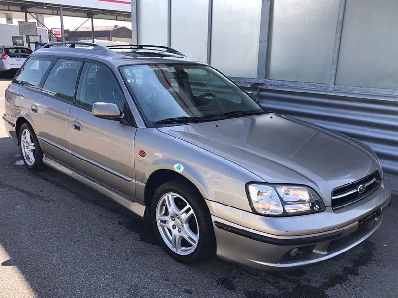 Subaru Legacy 1999 Autoankauf Itani