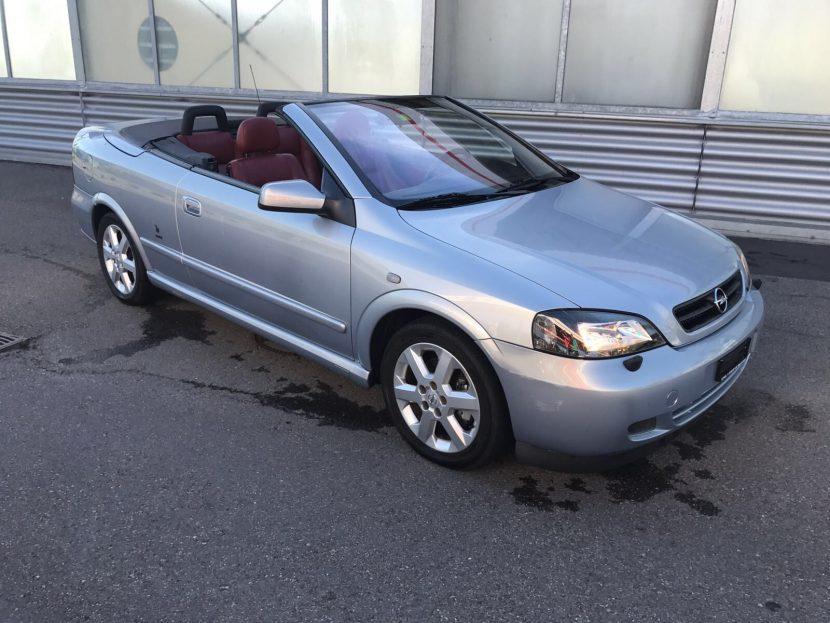 OPEL Astra Cabrio 2003