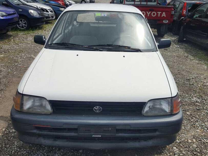Toyota Starlet 1991 Auto Itani