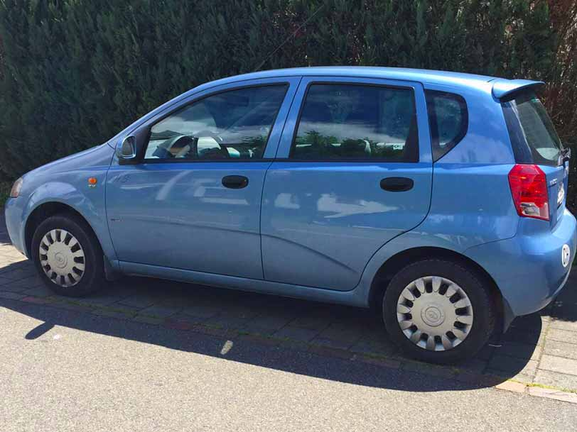 Daewoo Kalos 2006 Automat Auto Itani