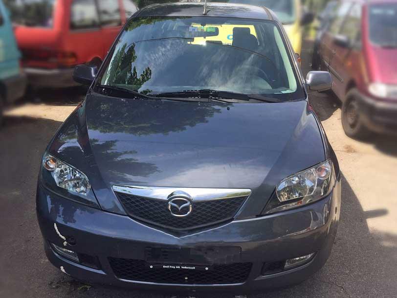 Mazda 2 2005 Kleinwagen Autoankauf