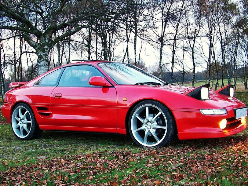 Toyota MR2 Coupe Sportswagen