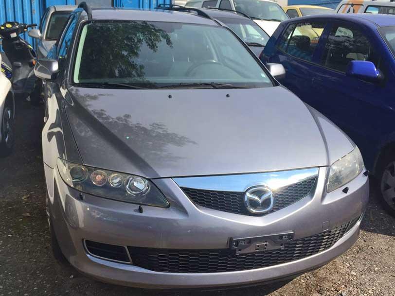 Mazda 6 Benzin 2L Handschaltung 2003