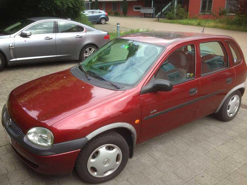 Opel Corsa Swing 1998 Auto zu verkaufen
