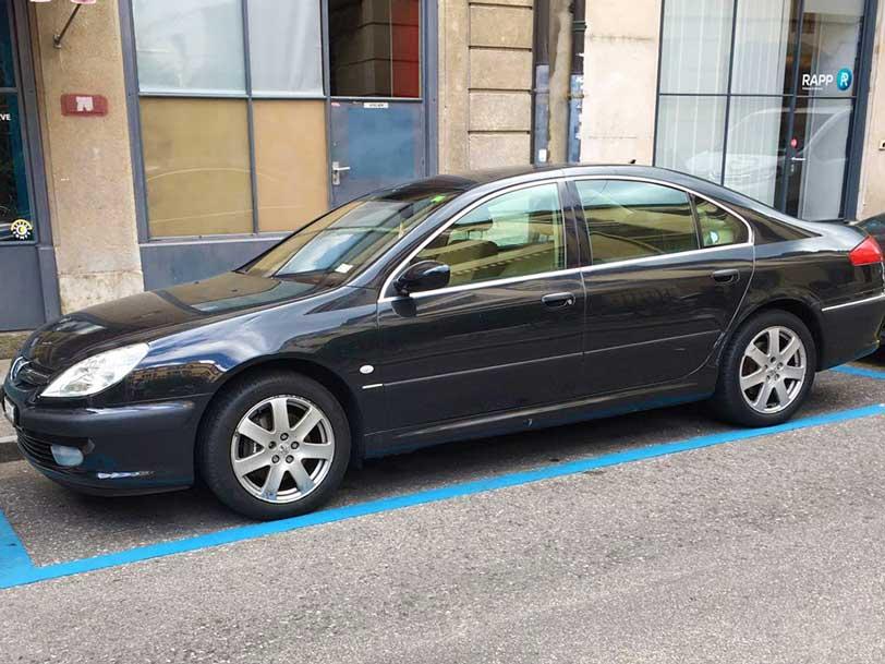 Peugeot 607 Luxe 2004 Autoankauf Itani