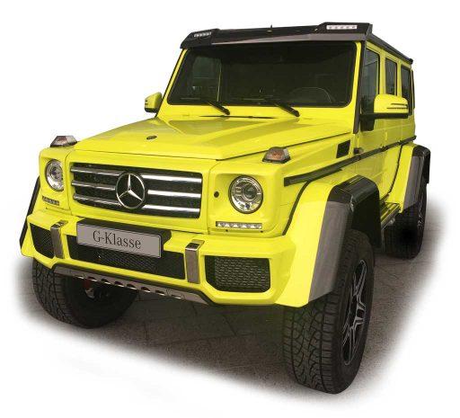 Mercedes Benz G-Klasse Offroader Auto Itani
