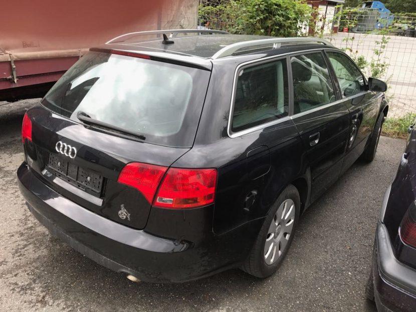 Audi A4 2006 Automat Benzin Auto Itani