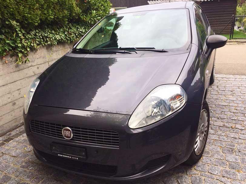 Fiat Punto 2004 1.4L Benziner Auto Itani
