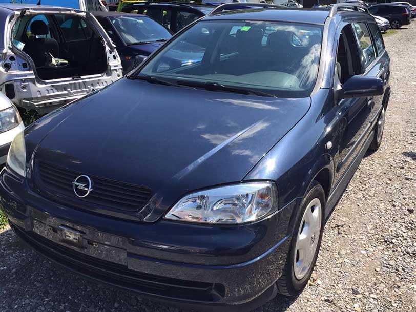 Opel Astra 2003 1,4L Benzin Klima Handschaltung Kombi