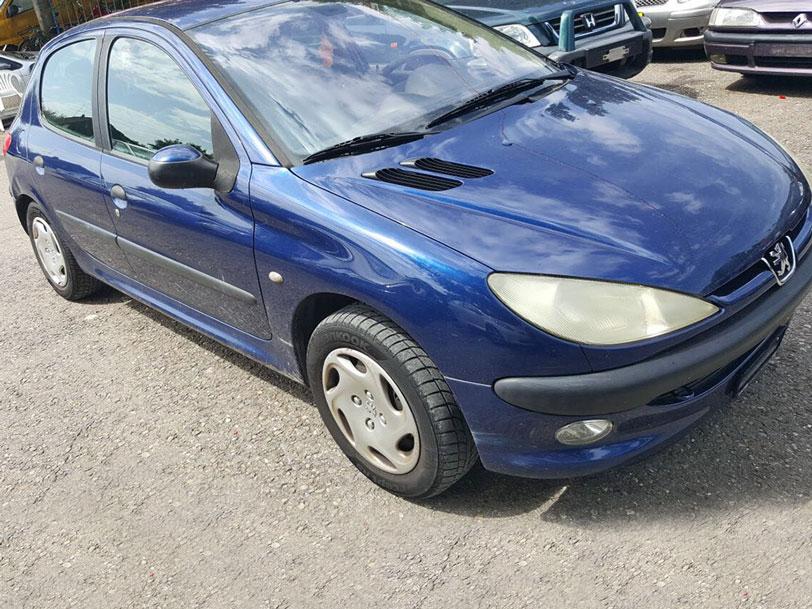 Peugeot 206 2003 1,6L Benzin