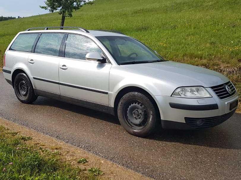 VW Passat 19L 2004 Autoankauf Itani