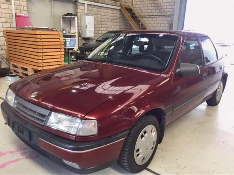 OPEL Vectra Automat 1991 2L Benzin 137000km