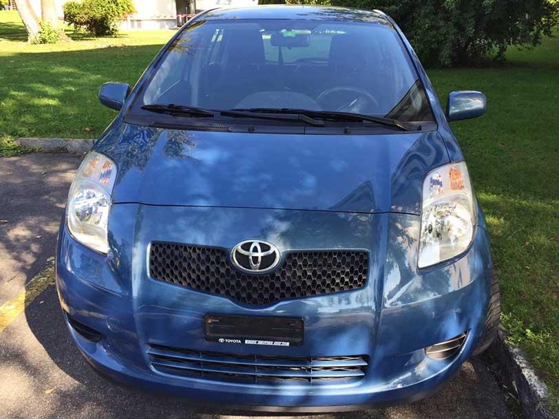 Toyota Yaris 2007 Automat Benziner 1,3L