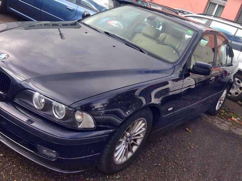 BMW 535 Automat Benzin 2001 185000km
