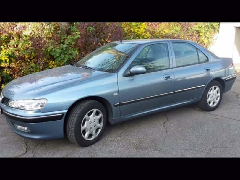 Peugeot 406 2001 130000km 2L Klima Benziner manuell