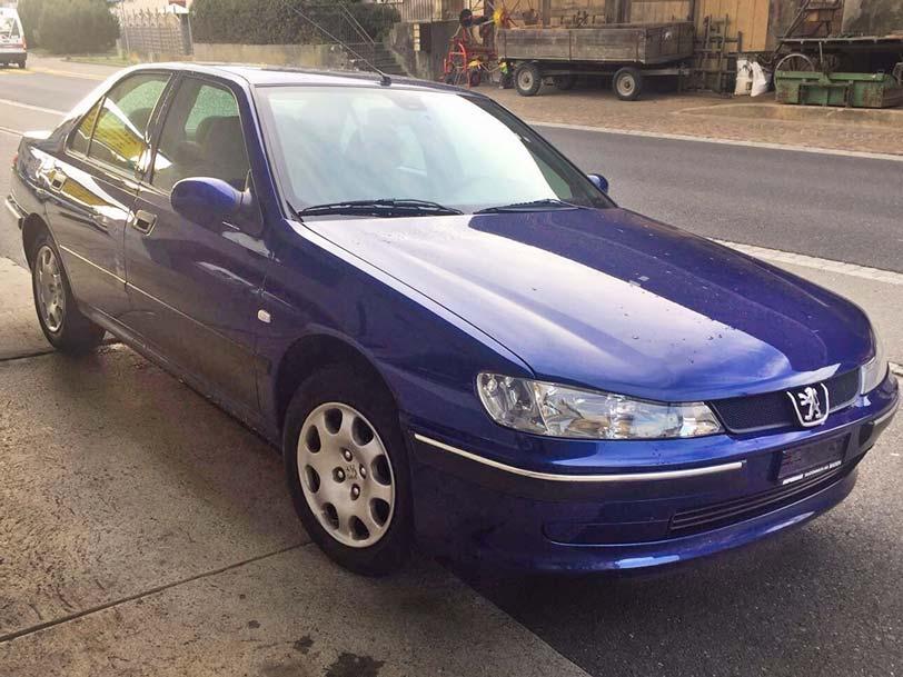 Peugeot 406 2002 2L Benzin 135000km Automat Klimaanlage