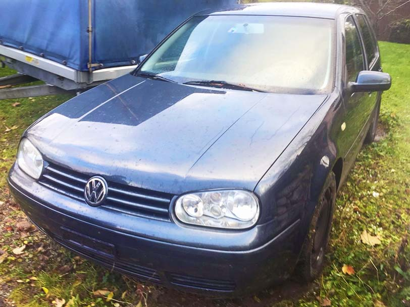 VW Golf GTI 1999 2L 224000km Benzin 5door