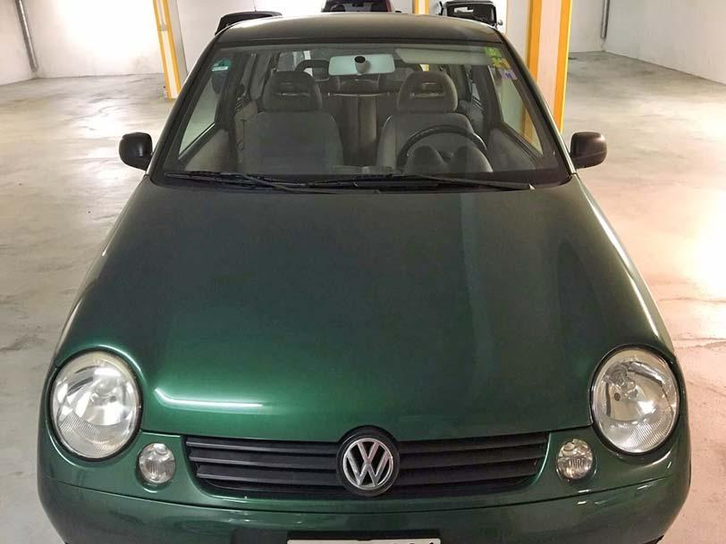 VW Lupo 2000 1L 103000km manuell Klima
