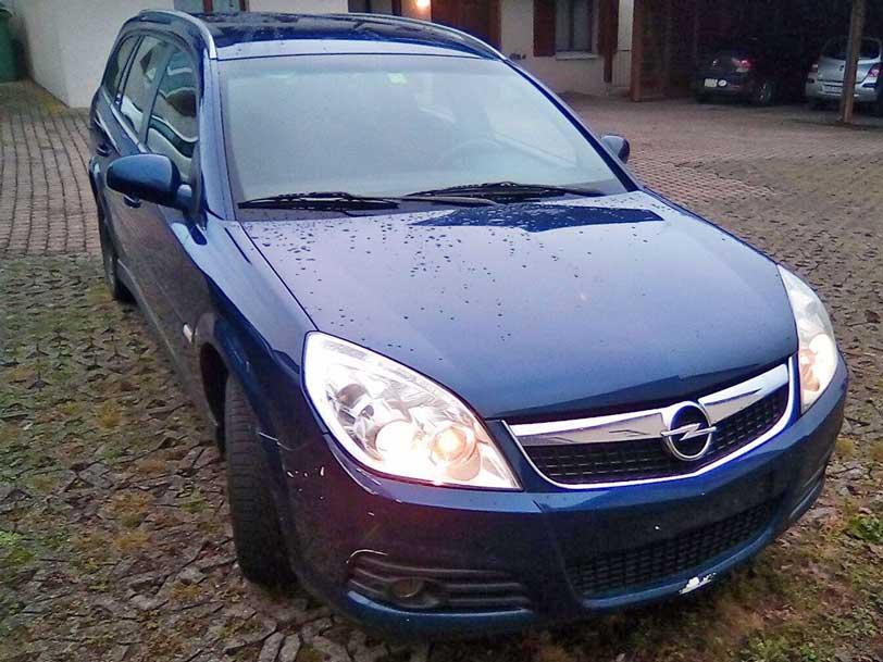 Opel Vectra 2007 Diesel 1,9L manuell 340000km