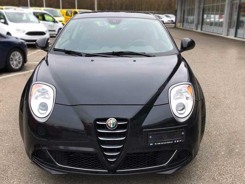 Alfa Romeo MITO 2009 119000km Handschaltung Klima 1,4L Benzin Autoankauf