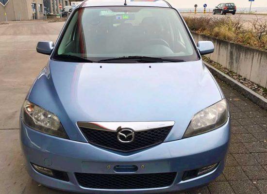 Mazda-2 2005 109000km 1,4L Benzin Handschaltung Klimaanlage Autoankauf