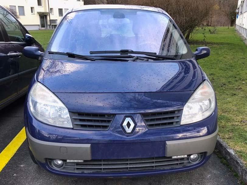 Renault Scenic 2005 Automat 2L Benzin 177000km Klima