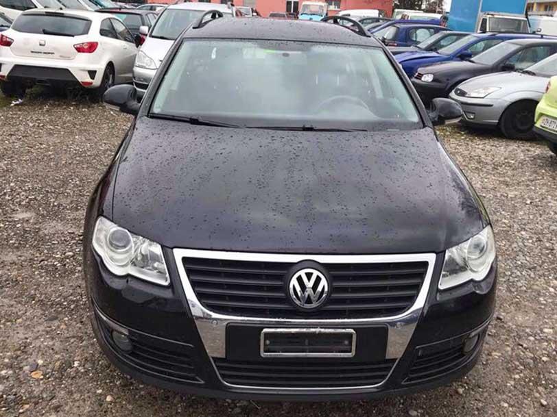 VW Volkswagen Passat 2009 1,9L Diesel manuell 2150000km