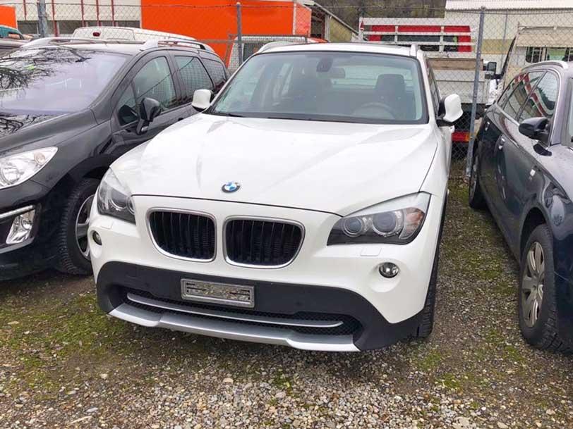 BMW X1 2012 Diesel 2L 4x4 225000km