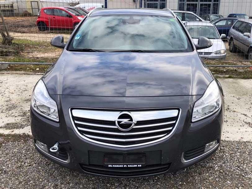 Opel Insignia 1,6l Benzin 20000km Handschaltung