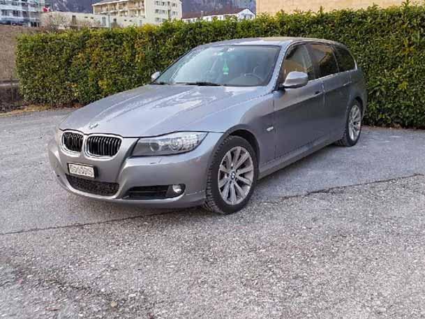 BMW 330 Gran Turismo Xdrive Kombi Automat Diesel 4x4 270000km 3L