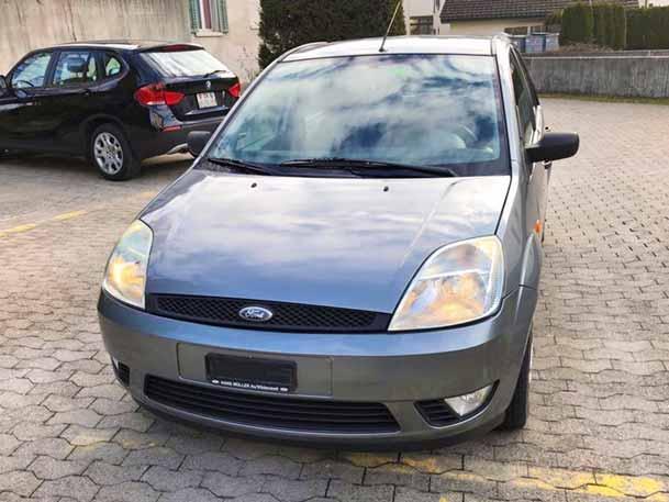 Ford Fiesta 2004 140000km Handschaltung Klimaanlage