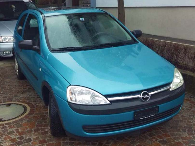 Opel Corsa 2002 Benzin 1L 130000km