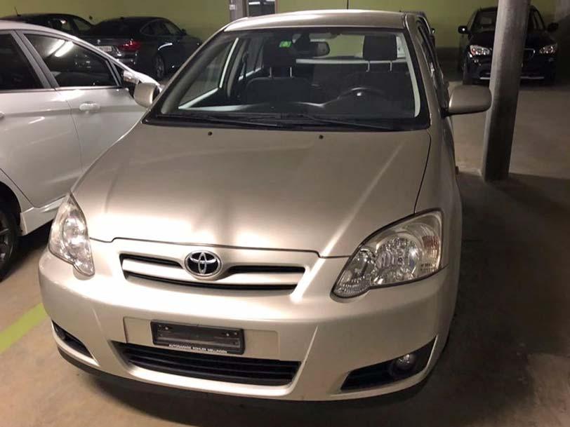 Toyota Corolla 2005 1,6LBenzin 35000km Klima