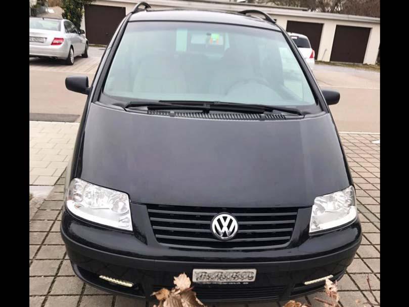 VW Sharan 1,9L Diesel 2002 235000km Handschaltung Klimaanlage Autoankauf Itani