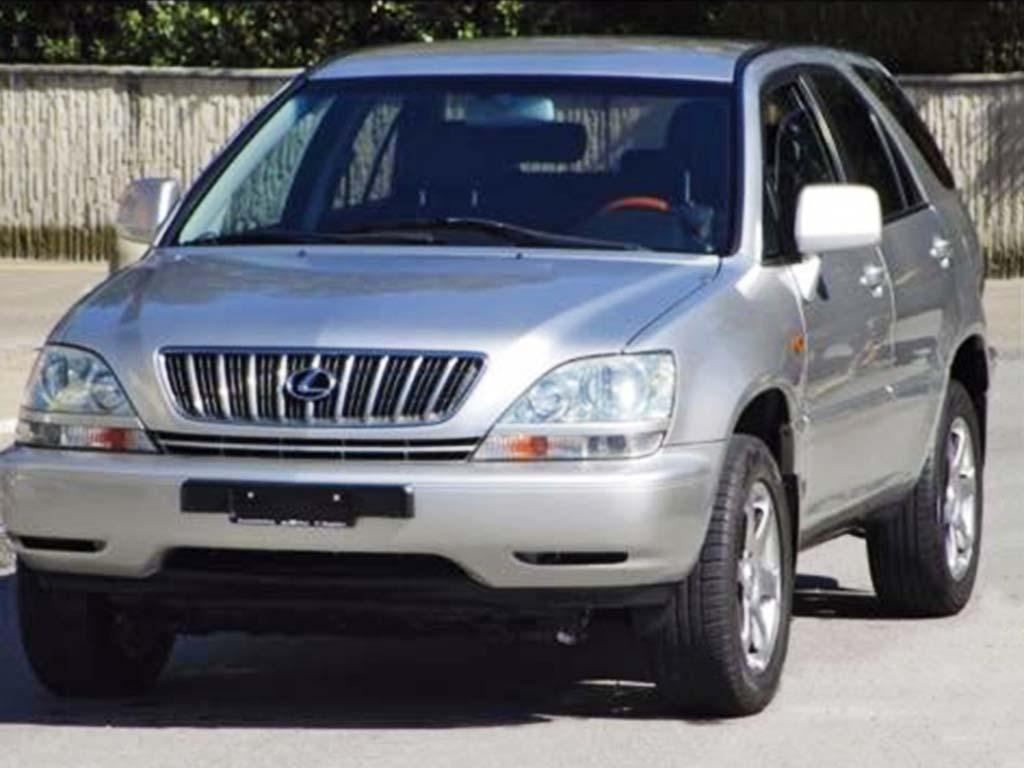 Lexus RX300 2002 Automat Leder Klimaanlage 225000km 3L Benzin